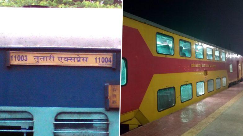 Ganpati Festival Special Trains 2019: गणेशोत्सवासाठी कोकण रेल्वेच्या एसी डबल डेकरसह तुतारी एक्सप्रेसच्या डब्यांच्या संख्येतही वाढ