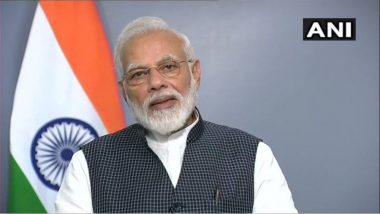 पंतप्रधान नरेंद्र मोदी यांनी जम्मू-कश्मीर वासियांना शुभेच्छा देत व्यक्त  केल्या देशाबद्दल भावना