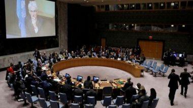 Jammu & Kashmir:  कश्मीर मधून कलम 370 हटवण्याच्या भारताच्या निर्णयावर आज संयुक्त राष्ट्राच्या सुरक्षा परिषदेत बंद खोलीत चर्चा