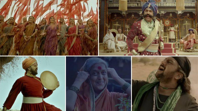 Shivrajyabhishek Geet: हिरकणी चित्रपटातील शिवराज्याभिषेक गीत प्रेक्षकांच्या भेटीला; 9 कलाकार, 6 लोककलांच्या माध्यमातून छ. शिवरायांना मानाचा मुजरा