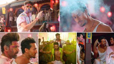 War Movie Song Jai Jai Shiv Shankar: 'जय जय शिवशंकर' या गाण्यातून सर्वांना चढणार ऋतिक रोशन आणि टायगर श्रॉफ यांच्या अफलातून डान्सचा रंग