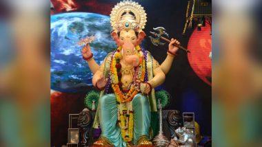 Lalbaugcha Raja 2019 LIVE Mukh Darshan Day 9: लालबागच्या राजा च्या दर्शनासाठी लांबच लांब रांगा लावणे आता विसरा, येथे पाहा लाइव्ह आरती आणि राजाचे मुखदर्शन