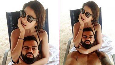 विराट कोहली याने शेअर केला पत्नी अनुष्का शर्मा सोबतचा Hot फोटो, चाहत्यांनी दिल्या अशा प्रतिक्रिया