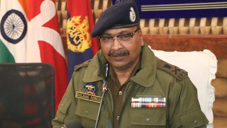 पाकिस्तानचे सीमेवर समस्या निर्माण करण्याचे प्रयत्न मोडीत काढण्यासाठी भारतीय सैन्य तयार: जम्मू काश्मीर पोलीस प्रमुख दिलबाग सिंह यांची माहिती