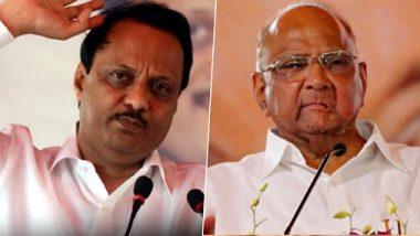 महाराष्ट्र राज्य सहकारी बँक घोटाळा: राष्ट्रवादीचे अध्यक्ष शरद पवार व अजित पवार यांच्यावर ईडी कडून गुन्हा दाखल