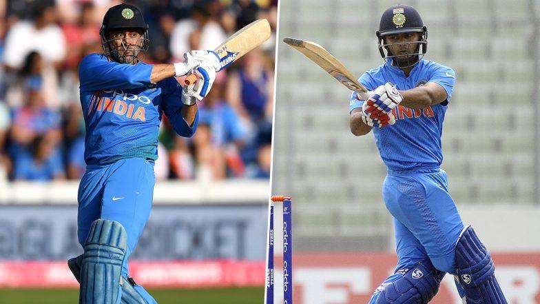 IND vs WI 2nd Test Day 3: रिषभ पंत याच्याकडून महेंद्र सिंह धोनी याचा Fastest 50 Dismissal विक्रम मोडीत