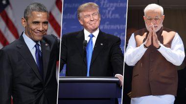 पंतप्रधान नरेंद्र मोदी यांचे सोशल मीडियावर तब्बल 109 दशलक्ष फॉलोअर्स; ट्विटरवर बराक ओबामा, डोनाल्ड ट्रम्प याच्यानंतर जगात तिसरा क्रमांक