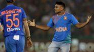 IND vs SA 2nd T20I: सुरक्षा बंध तोडत फॅन उतरले मोहालीच्या मैदानात, विराट कोहली याला भेटायला घेतली मैदानात धाव (Photos)
