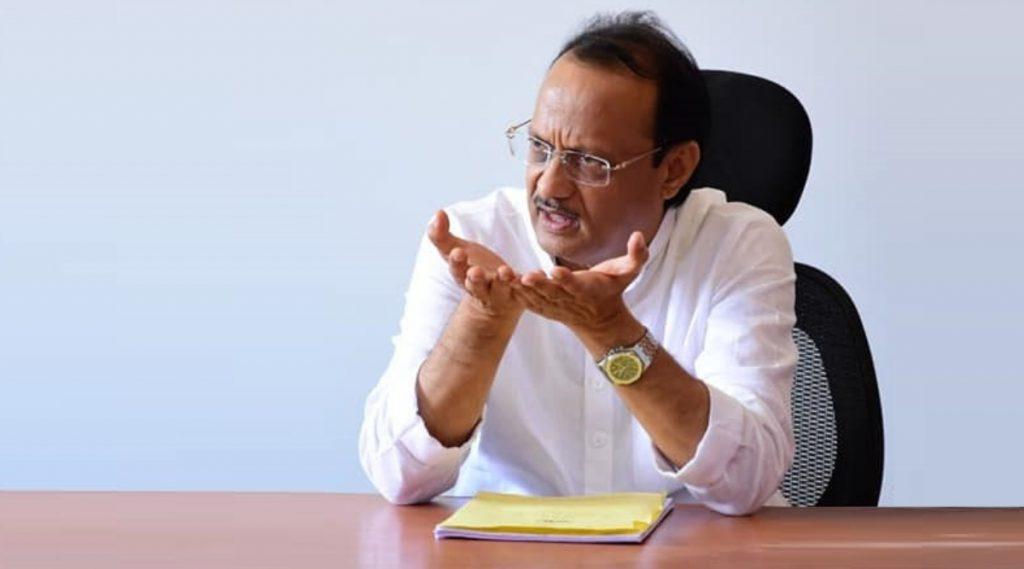 भाजप नेते प्रसाद लाड यांनी घेतली उपमुख्यमंत्री अजित पवार यांची भेट; काय असेल या भेटीमागचं कारण?