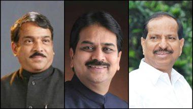 BJP Mega Recruitment 2019: गणेश नाईक, हर्षवर्धन पाटील यांच्यासह दिंग्गज नेत्यांचा आज भाजप प्रवेश