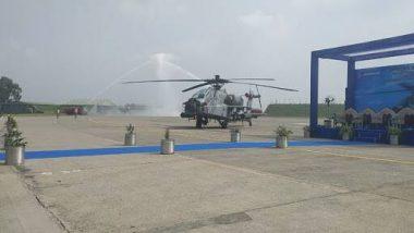 भारतीय वायुसेनेची ताकद वाढली; 8 सर्वात खतरनाक हेलिकॉप्टर्स हवाई दलात सामील, जाणून घ्या वैशिष्ट्ये (Video)
