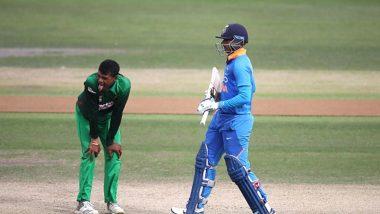 IND vs BAN, U-19 Asia Cup: अंडर-19 आशिया चषक फायनलमध्ये टीम इंडियाचा दमदार विजय, बांगलादेश संघ 5 धावांनी पराभूत