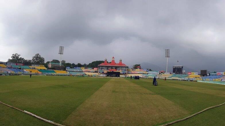 IND vs SA 1st T20I, 2019 Match Weather Report: धर्मशाळेत पाऊस, टॉसला विलंब