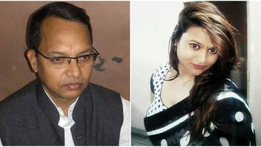 तोंडात बंदुक कोंबून जीवे मारण्याची धमकी, घटस्फोटासाठी जबरदस्ती; मंत्री बाबूराम निषाद यांच्यावर पत्नीचा आरोप