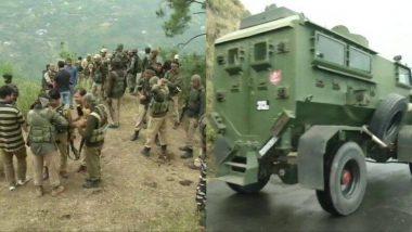 जम्मू-काश्मीरच्या रामबन जिल्ह्यात संशयित अतिरिक्यांकडून भारतीय सैनिकांवर भ्याड हल्ला; शोधमोहीम सुरू