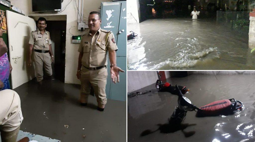 Monsoon 2019 Updates: बीड शहराला परतीच्या पावसाने झोडपलं; यंदाच्या मान्सून मधील सर्वाधिक पाऊस बरसल्याने अनेक ठिकाणी पाणीच पाणी