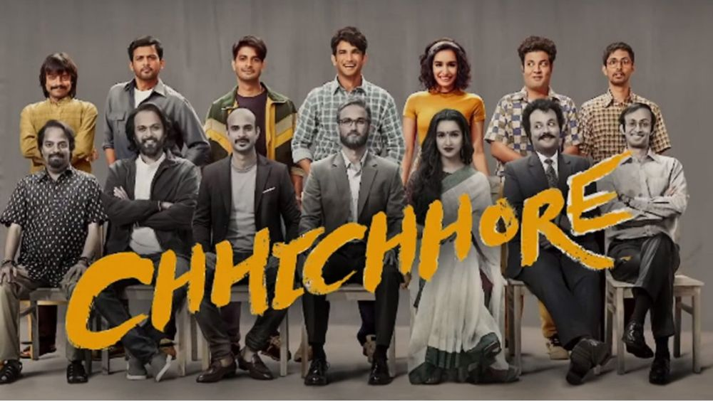 Tamil Rockers वर अभिनेता सुशांत सिंह राजपूत आणि श्रद्धा कपूर यांची केमिस्ट्री असलेला 'Chhichhore' चित्रपट लीक
