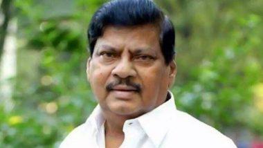 तेलुगु देशम पक्षाचे माजी खासदार, कलाकार N.Sivaprasad यांचे आज निधन, वयाच्या ६८ व्या वर्षी घेतला अखेरचा श्वास