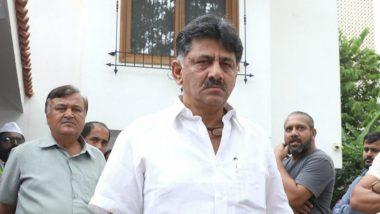 DK Shivakumar Arrest: डीके शिवकुमार यांच्या अटकेविरोधात कॉंग्रेसकडून उद्या कर्नाटक बंदची हाक,राज्यव्यापी विरोध प्रदर्शन जाहीर
