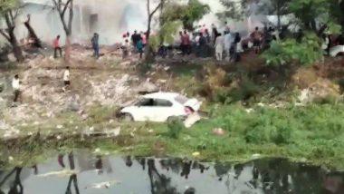 पंजाब: गुरदासपूर फटका कारखान्यात भीषण स्फोट; 23 जणांचा मृत्यू,मदत आणि बचावकार्य सुरूच