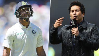 IND vs WI 2nd Test Day 3: दुसऱ्या डावात हनुमा विहारी याने केली सचिन तेंडुलकर याची बरोबरी, 29 वर्षानंतर केली मास्टर-ब्लास्टरच्या या खेळीची पुनरावृत्ती