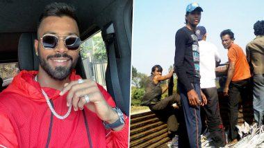 ट्रक ते मर्सिडीज जीप; हार्दिक पंड्या याने Throwback फोटो शेअर करत दिला संघर्षमयी जीवनाला उजाळा, शेअर केला टीम इंडियापर्यंतचा प्रवास