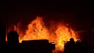 सौदी अरेबिया मध्ये Aramco  तेल कंपनीच्या 2 फॅसिलिटी सेंटरवर ड्रोन हल्ला