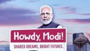 Howdy, Modi! Live Update: पंतप्रधान नरेंद्र मोदी ह्युस्टन मधील कार्यक्रमस्थळी पोहचले