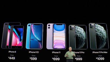 Apple कंपनी तर्फे खास सोहळ्यात iPhone 11, iPhone 11 Pro, iPhone 11 Pro Max करण्यात आले लाँच; जाणून घ्या या किंमत व खासियत