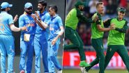 Live Streaming of IND vs SA, 1st T20I Match: भारत विरुद्ध दक्षिण आफ्रिकालाईव्ह सामना आणि स्कोर पहा Star Sports आणि Hotstar Online वर