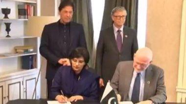 कर्जात बुडालेल्या पाकिस्तानला बिल गेट्स यांच्याकडून 200 मिलियन डॉलर्सची मदत
