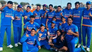 Ind vs Pak, U19 Asia Cup 2019: अंडर 19 वर्ल्ड कपमध्ये भारत-पाक आमनेसामने, 7 सप्टेंबरला होणार महामुकाबला