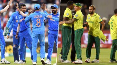 IND vs SA 3rd T20I: दक्षिण आफ्रिका गोलंदाजांनी लोळवलं, टीम इंडियाने दिले 135 धावांचे लक्ष्य