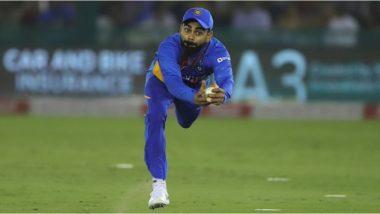 IND vs SA 2nd T20I: विराट कोहली याने टिपलाजबरदस्त झेल; चाहत्यांकडून 'किंग कोहली'चे कौतुक, म्हणाले रवींद्र जडेजाकडून घेतोय 'कॅचिंग लेसन' (Video)
