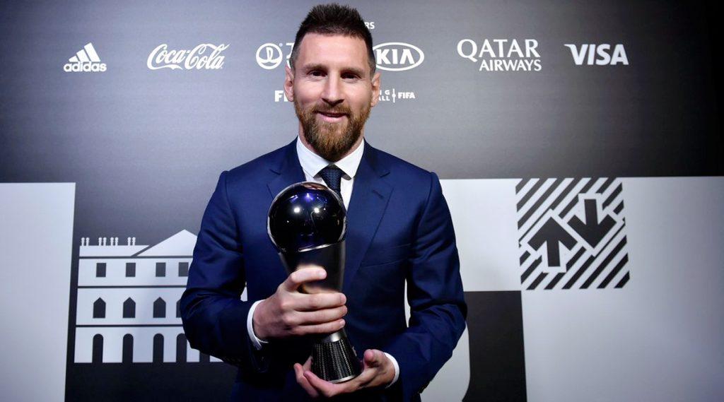 FIFA Awards 2019: लिओनेल मेस्सी सहाव्यांदा बनलाफिफा फुटबॉलर ऑफ द इयर, जाणून घ्या कोणाला मिळाला कोणतापुरस्कार