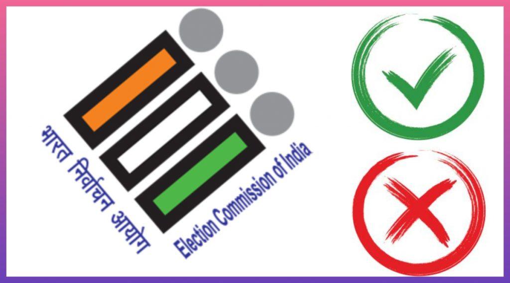 Maharashtra Assembly Elections 2019: सर्वच राजकीय पक्ष, उमेदवारांना विधानसभा निवडणूक सोपी नाही; निवडणूक आयोगाकडून आचारसंहिता नियमावली अधिक कडक