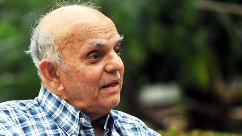 कसोटीपटू, भारताचे माजी सलामीवीर फलंदाज माधव आपटे यांचे आज निधन; मुंबई येथील ब्रीच कॅण्डी रुग्णालयात घेतला अखेरचा श्वास