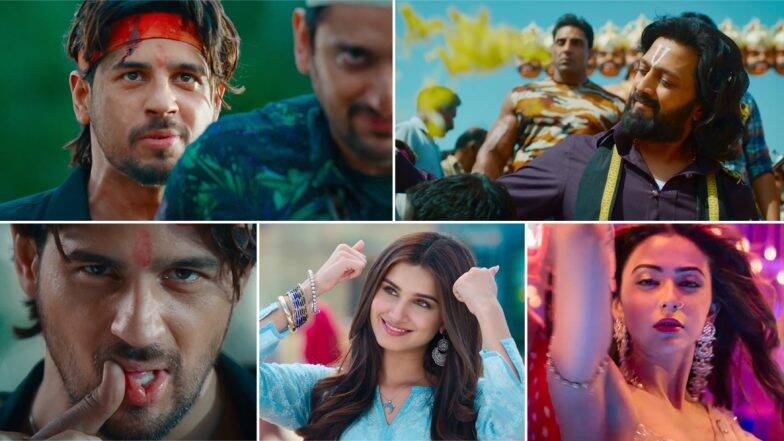 Marjaavaan Trailer: जबरदस्त डायलॉगबाजी असलेला मरजावा चित्रपटाचा ट्रेलर प्रदर्शित, प्रथमच पाहायला मिळणार सिद्धार्थ मल्होत्रा आणि तारा सुतारिया जोडीचा रोमँटिक अंदाज