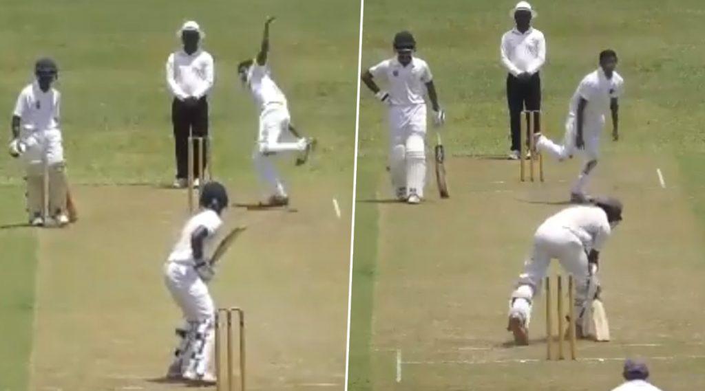 श्रीलंकेला मिळाला अजून एक लसिथ मलिंगा; 17-वर्षीय मथीशा पथिराना ने 7 धावांत घेतल्या 6 विकेट्स, (Video)