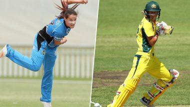 ऑस्ट्रेलियाची महिला क्रिकेटपटूमेगन स्कट ने Hat-Trick घेत केला वर्ल्ड रेकॉर्ड,मेग लॅनिंग ची देखील रेकॉर्ड फलंदाजी, वाचा सविस्तर