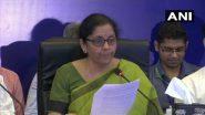 GST Council Meeting: हॉटेलमध्ये रुमच्या भाड्यासोबत आकारण्यात येणाऱ्या GST मध्ये घट, सरकारचा निर्णय