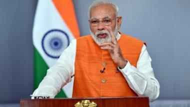 पंतप्रधान नरेंद्र मोदी यांच्या उपस्थितीत नाशिक येथे भाजपचा महाजनादेश यात्रा समारोप; कार्यक्रमावर पावसाचे सावट