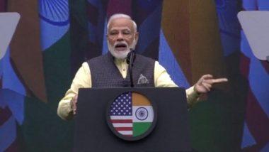 Howdy, Modi! Live Update: गेल्या पाच वर्षांत 130 कोटी भारतीयांनी मिळून प्रत्येक क्षेत्रात नवा इतिहास घडवला- नरेंद्र मोदी