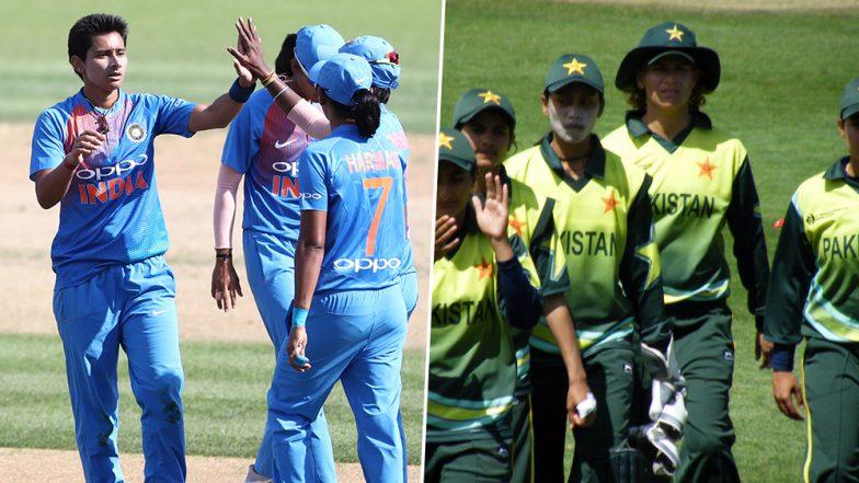 भारत-पाकिस्तान काश्मीर वादादरम्यानमहिला क्रिकेट संघाचा भारत दौरा रद्द होण्याची शक्यता, PCB ने दिले संकेत
