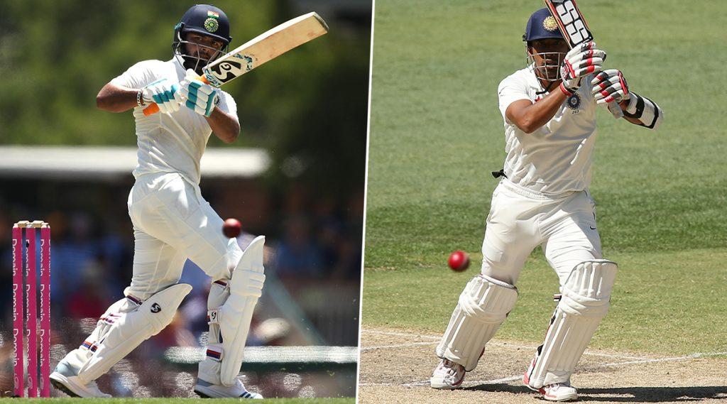 IND vs SA 2019 Test: पहिल्या टेस्टमधून रिषभ पंत वर टीम इंडियाच्या Playing XI मधून बाहेर पडण्याची नामुष्की, ऋद्धीमान सहा ला मिळणार संधी