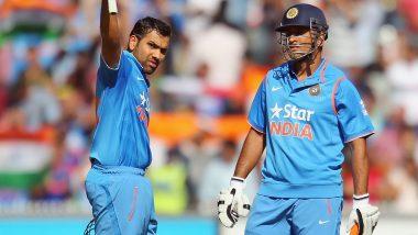 India vs Bangladesh T20I:राजकोट मॅचमध्ये रोहित शर्मा याने मोडलाएमएस धोनी चा रेकॉर्ड, जाणून घ्या