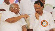 Maharashtra Assembly Elections 2019: राष्ट्रवादीचे सर्वेसर्वा शरद पवार आणि अजित पवार यांच्यामध्ये पक्षाच्या झेंड्यावरुन वाद