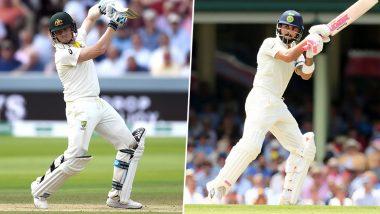 विराट कोहली याला झटका, ICC Test क्रमवारीत स्टीव्ह स्मिथ याने मिळवले अव्वल स्थान