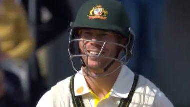 Ashes 2019: पाचव्या टेस्ट मॅचमध्ये डेविड वॉर्नर याने केलालज्जास्पद रेकॉर्ड, वाचा सविस्तर