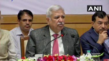 Maharashtra Assembly Elections 2019: विधानसभा निवडणूक EVM वर होणार; मुख्य निवडणूक आयुक्त सुनील आरोरा